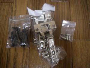 Iコトブキ プロスタイル 300/350 SQブラック ネジと取付金具