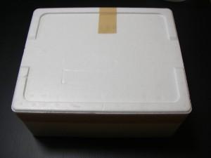 チャーム楽天市場店の生体輸送用梱包箱