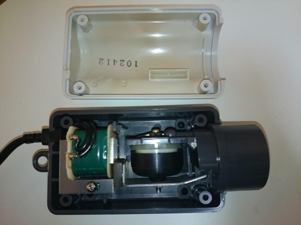 水心SSPP-3S本体の中身