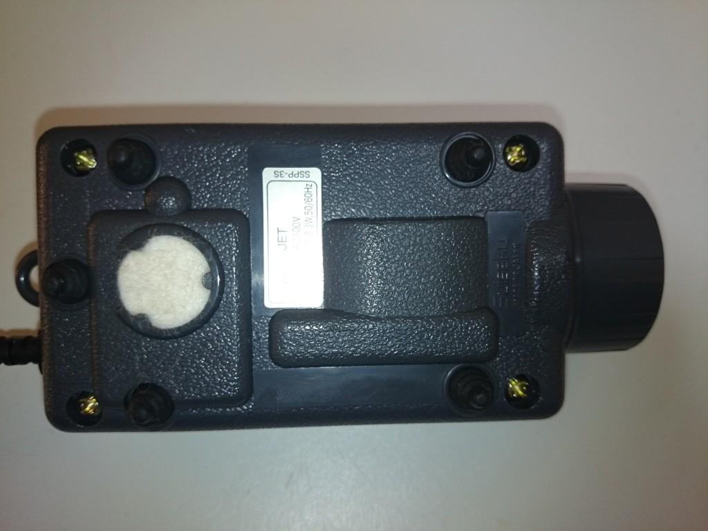 水心SSPP-3S 交換ユニットによるメンテ完了