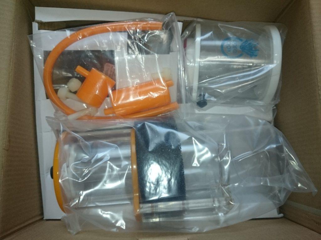 Coral Box(コーラルボックス) S150 スキマー本体パーツ一式