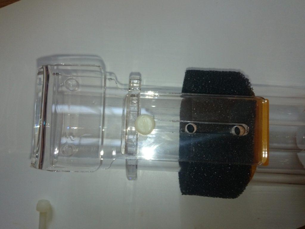 Coral Box(コーラルボックス) S150 スキマーホルダー固定方法