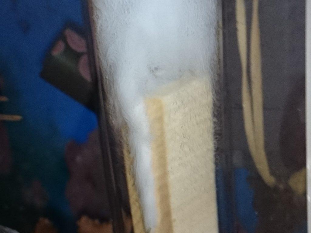 スキマーボディ内での泡の対流